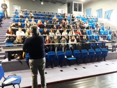 Nouveau projet Erasmus + au lycée Cordouan